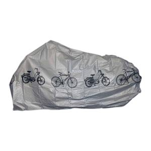 HOUSSE DE PROTECTION VELO PVC FIN 200X110CM