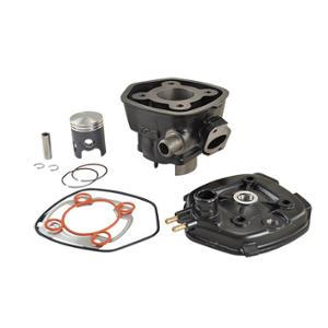 HAUT MOTEUR SCOOTER FONTE TOP PERF BLACK TROPHY ADAPT. NITRO / AEROX / SR50LC / F12LC / MACH G LC