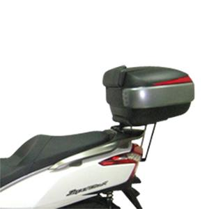 PORTE BAGAGE / SUPPORT TOP CASE MAXI SCOOTER SHAD ADAPT. 125 KYMCO DINKSTREET / DOWNTOWN >2015