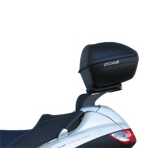PORTE BAGAGE / SUPPORT TOP CASE MAXI SCOOTER SHAD ADAPT. 125 / 300 / 400 / 500 MP3 LT SPORT HYBRID