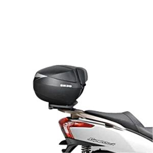 PORTE BAGAGE / SUPPORT TOP CASE MAXI SCOOTER SHAD ADAPT. 125 KYMCO DINKSTREET / DOWNTOWN 16->