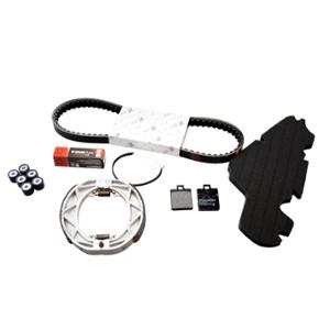 KIT ENTRETIEN / REVISION SCOOTER OEM PIAGGIO LIBERTY 2 TEMPS (1R000389)