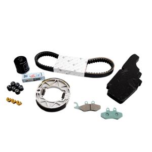 KIT ENTRETIEN / REVISION SCOOTER OEM PIAGGIO LIBERTY 4 TEMPS 2009->2012 (1R000399)