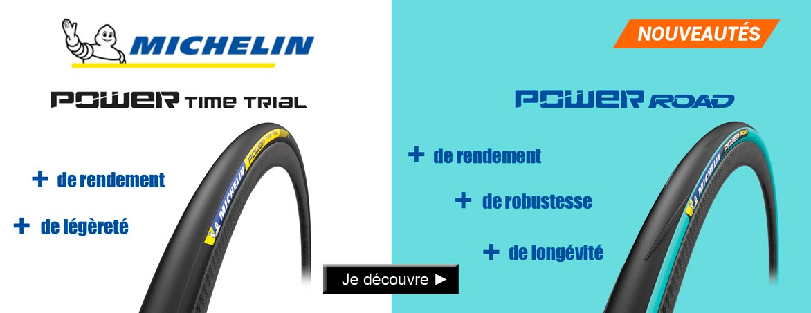 PNEUS POWER TIME TRIAL /ROAD MICHELIN